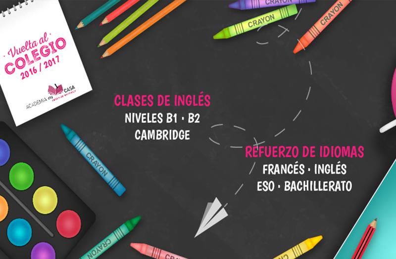 Curso 2016 clases particulares